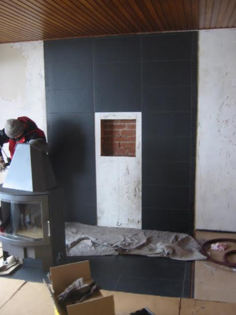 Aussparrung Für Den Einbau Eines Brandschutzelementes – Rauchrohr